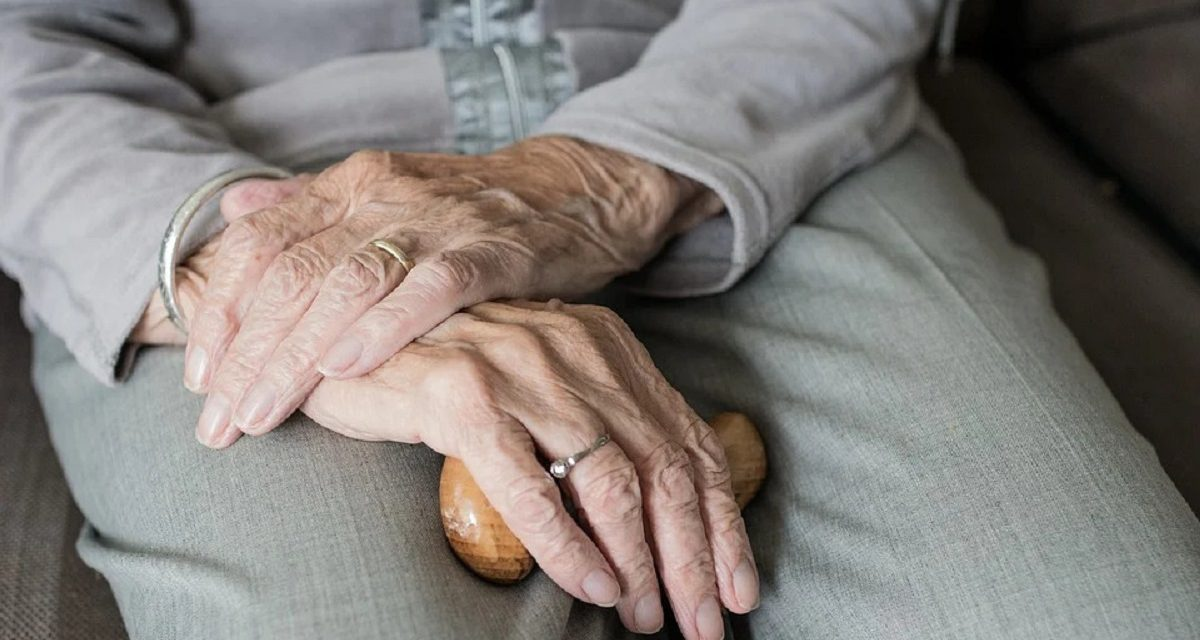 ADVOCATING FOR SENIORS' CARE IS MORE IMPORTANT THAN EVER DURING COVID