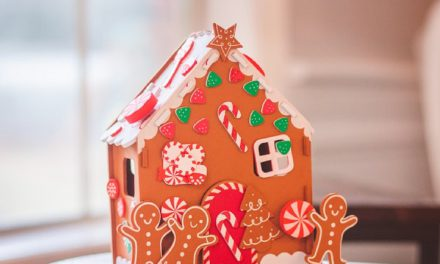 Guinness Book's Gingerbread Lane has Local Roots