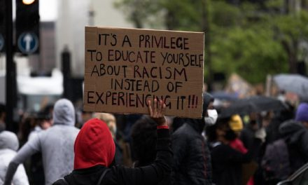 Countering Racism Requires Understanding and the Will to Activate Privilege and Influence